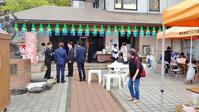 """5月3日は""""びしゃもん市の「小さな祭り」""""がありました - 浦佐地域づくり協議会のブログ"""
