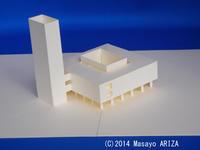 折り紙建築180度タイプは動いてこそ感動する。 - 有座の住まいる