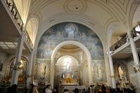 奇跡のメダイュ教会 - ブルーポイントの旅ブログ