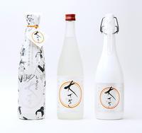 ブランディング・パッケージデザイン:和泉市のお酒「純米原酒和泉大でき」 - CI,VI|ロゴデザイン|ブランディング|cosydesign.com