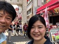 (´▽`*)♪神戸の街を朝から晩までいっぱい歩きました - ヽ(^o^)丿How happy I can be with you!