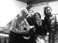 大口純一郎さんとの初Duo、一生わすれまい。 - 蜂谷真紀  ふくちう日誌