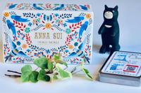 ヨックモックとANNA SUI - カンパーニュママの暮らしの雑貨とポメプーころすけと日々の出来事日記