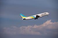 HND - 538 - fun time (飛行機と空)