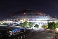 公演前日のナゴヤドーム - ヒマたびブログ ~いつまでたっても出戻り~