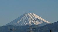 5月10日、今日の富士山と笠雲 - 楽しく元気に暮らします(心満たされる生活)