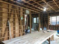 白鳩の家進捗状況2 - 国産材・県産材でつくる木の住まいの設計 FRONTdesign  設計blog