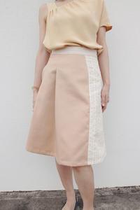 一点もの 八重山グンボウ スカート for summer (1963) - natural essence : EKO PROJECT