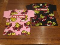 "HYSTERIC MINI ""MINI FACE BABYTEE""【NO,19202392】 - LOB SHOP"
