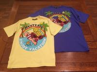 "HYSTERIC MINI ""ENJOY VACATION TEE""【NO,19241294】 - LOB SHOP"