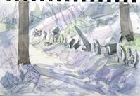修那羅峠の石仏たち - ryuuの手習い