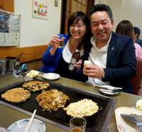 大阪の夜、千草にて 4/29 - べルリンでさーて何を食おうかな?