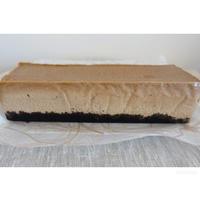 ヌテラとコーヒーとオレオのチーズケーキ - cuisine18 晴れのち晴れ