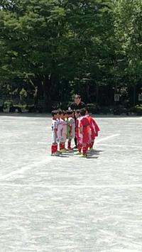 【試合結果】5月11日(土)キッズリーグ1st予選 - HODOKUBO SOCCER CLUB