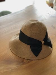 買う時はその道のプロに聞く(麦わら帽子買いました) - ひまづくり日記(50歳からの暮らしのヒント)