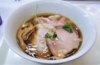 らぁ麺屋 飯田商店醤油チャーシュー麺大丸京都店催事 - 拉麺BLUES