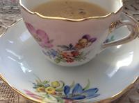 コーヒー好きの為のデミタスカップ - ダイアリー