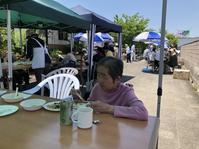 グループホームでバーベキュー - sato のお気楽日記