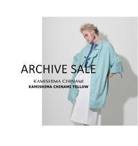 【Archive Sale、及び臨時休業のお知らせ】 - KAMIHSHIMA CHINAMI AOYAMA
