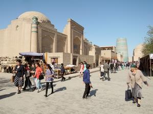 Khiva|ヒヴァ -