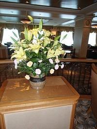 2019年クイーン・エリザベス乗船記 (3)洋上 - クルーズとパリ旅行