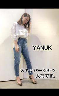 夏にピッタリの「YANUKヤヌーク」シャツが入荷しました!! - UNIQUE SECOND BLOG