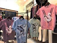 The Groovin High Summer Knit DRAGON/SHARK 新色ご予約受付中 - ROCK-A-HULA Vintage Clothing Blog
