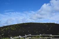雲が空が余りに奇麗で - 三宅島風景