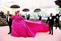 悪趣味上等!メット・ガラ2019年ファッション頂上対決! - 黒部エリぞうのNY通信