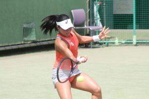 福岡国際行ってきました - 門司サタデーナイターテニス