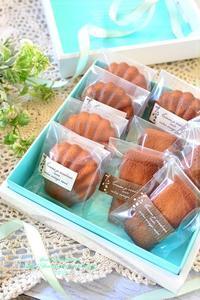 「焼き菓子giftbox」lessonについて - *sheipann cafe*