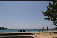 GW 和歌山の海岸にて - 虫籠物語