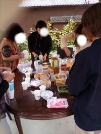 ガーデンパーティー - パッチワークキルト、ファームガーデン 漬物 ジャム