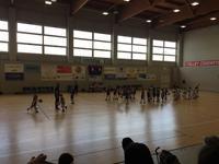 バスケ州大会決勝@息子7歳6ヶ月 - ボローニャとシチリアのあいだで2
