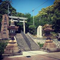 soramama☆御朱印巡り-柿本神社 - SORANKO