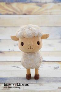 ひつじのメリーさん * sheep 01 - … いづみのつぶやき