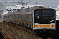 2/18 武蔵野線 - Penta鉄in八王子