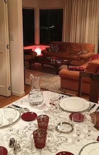 【フランス人のあるディナーパーティーで】 - Plaisir de Recevoir フランス流 しまつで温かい暮らし