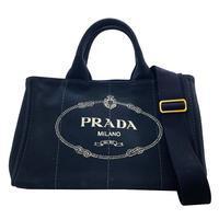 プラダのカナパをお売り頂きました。 - ブランド品、時計、金・プラチナ、お酒買取フリマハイクラスの日記