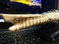 0512 - Hyper weapon models 模型とメカとクリーチャーと……