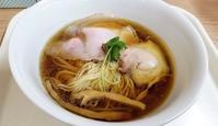 らぁ麺屋 飯田商店醤油らぁ麺大丸京都店催事 - 拉麺BLUES