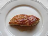 <イギリス料理・レシピ> 鶏肉のレモンバター・ソース【Chicken in Lemon Butter Sauce】 - イギリスの食、イギリスの料理&菓子