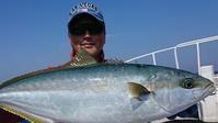 ヒラマサキャスティングジギング一人チャーター - 五島列島 遊漁船 MANA 釣果情報 ヒラマサ