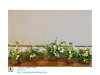バスケットにいっぱいのアレンジ🌿🌱🌿🍀✨ - Bouquets_ryoko