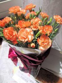 素敵なお花 - 楽しい わたしの食卓