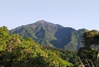 笠島から見た米山 - 海辺のキッチン倶楽部もく