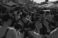 東京蚤の市人・人・人 - Bronz Photo