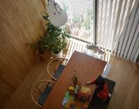 テラスとダイニングの緑 - atelier kukka architects