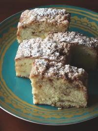 Banana & crumble cake - Baking Daily@TM5