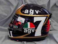 "Arai Helmet RX-7X "" BARRY SHEENE "" - YUHIRO&M DESIGNS2"